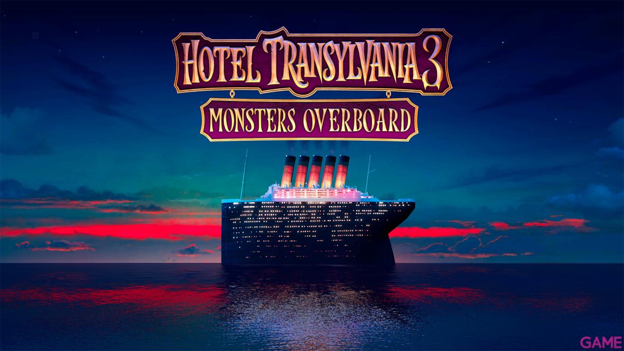 Hotel Transilvania: Monstruos Al Agua