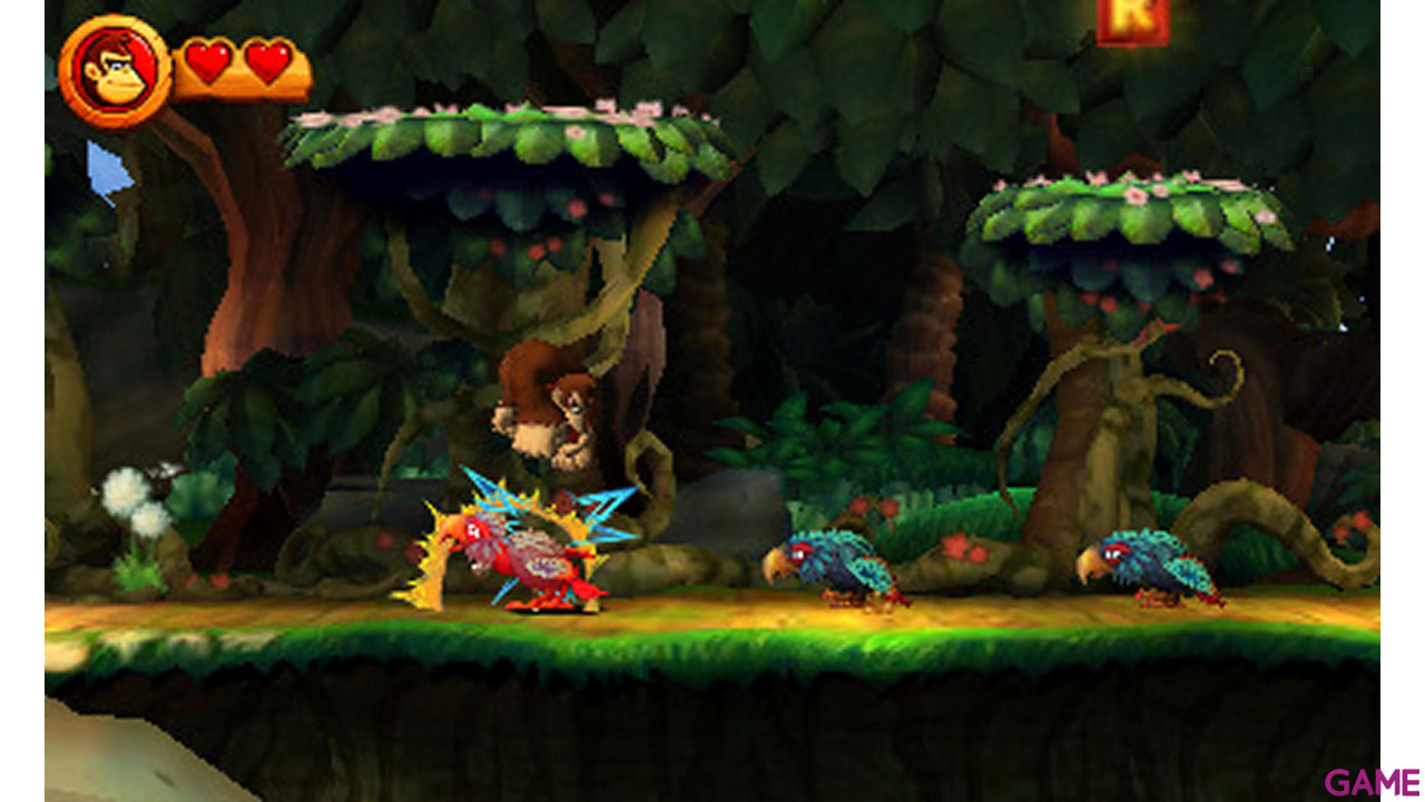 Donkey Kong Country Retuns - Nintendo Selects