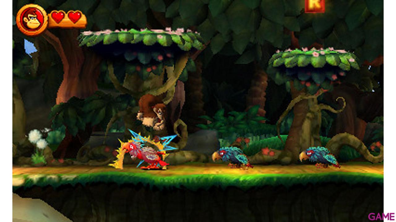 Donkey Kong Country Retuns - Nintendo Selects