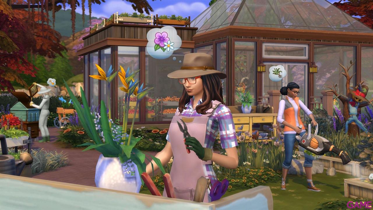 Pack Los Sims 4 + Las Cuatro Estaciones