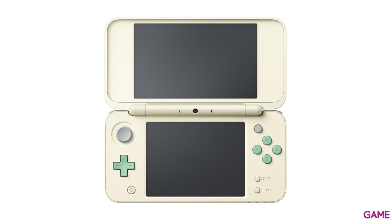 New Nintendo 2DS XL Edición Animal Crossing + A.C Welcome Amiibo