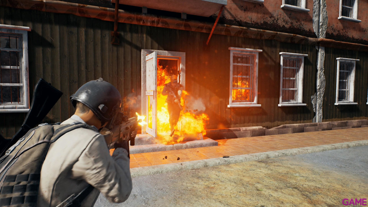 Xbox One X + Playerunknown`s Battlegrounds