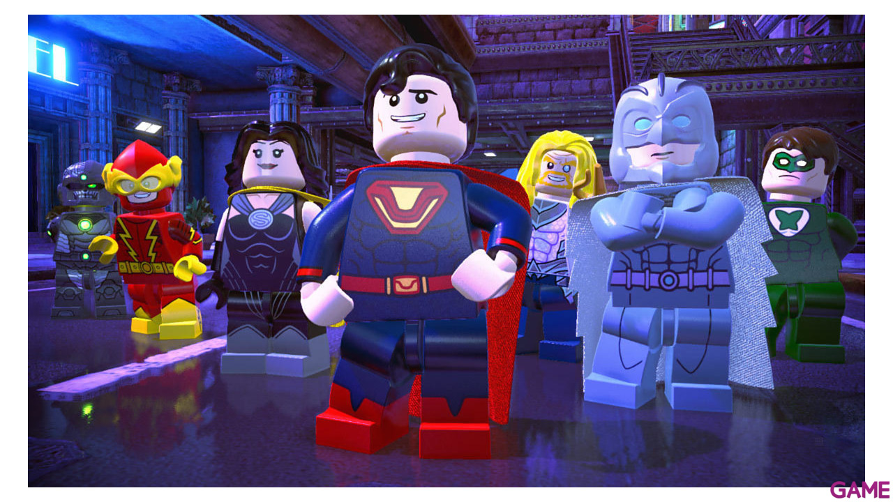 Lego DC Super-Villanos  Deluxe Edition