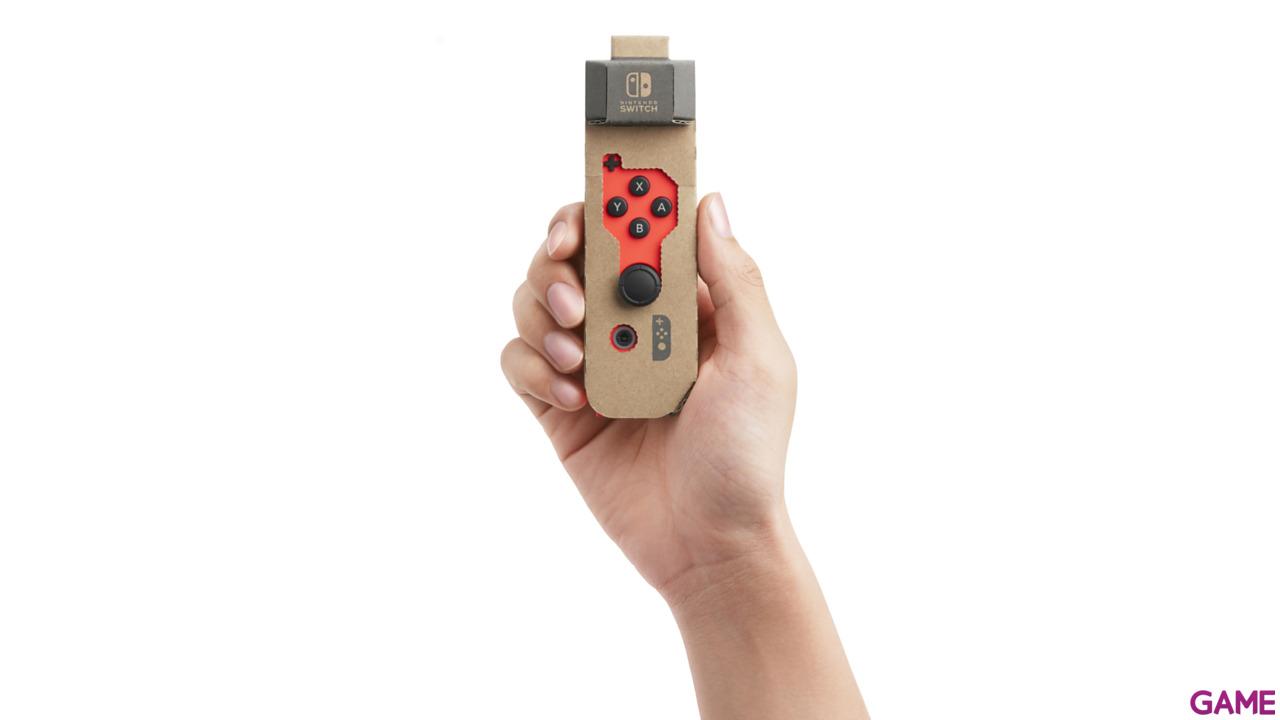Nintendo Labo: Kit de Vehículos
