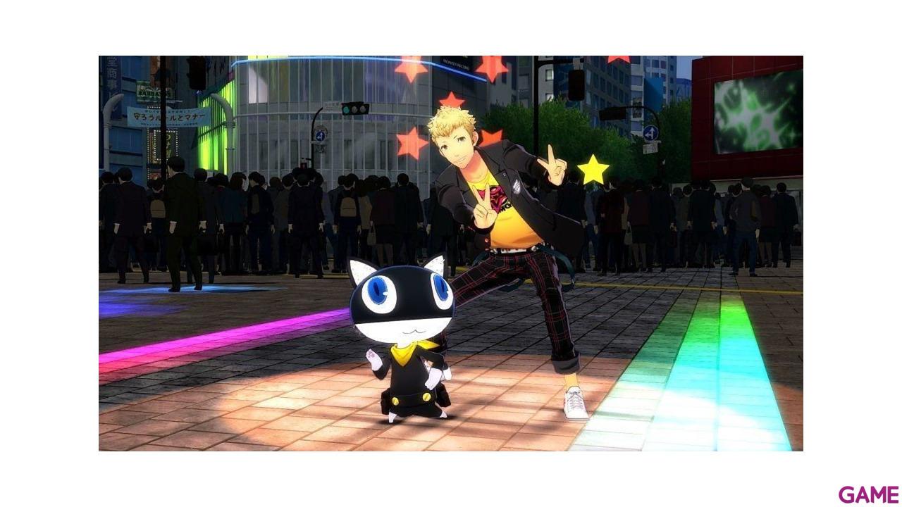 Persona 5 Dancing in Starlight