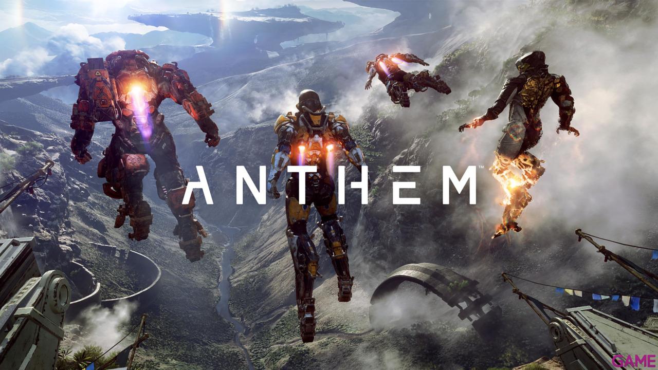 Anthem Legión Del Alba