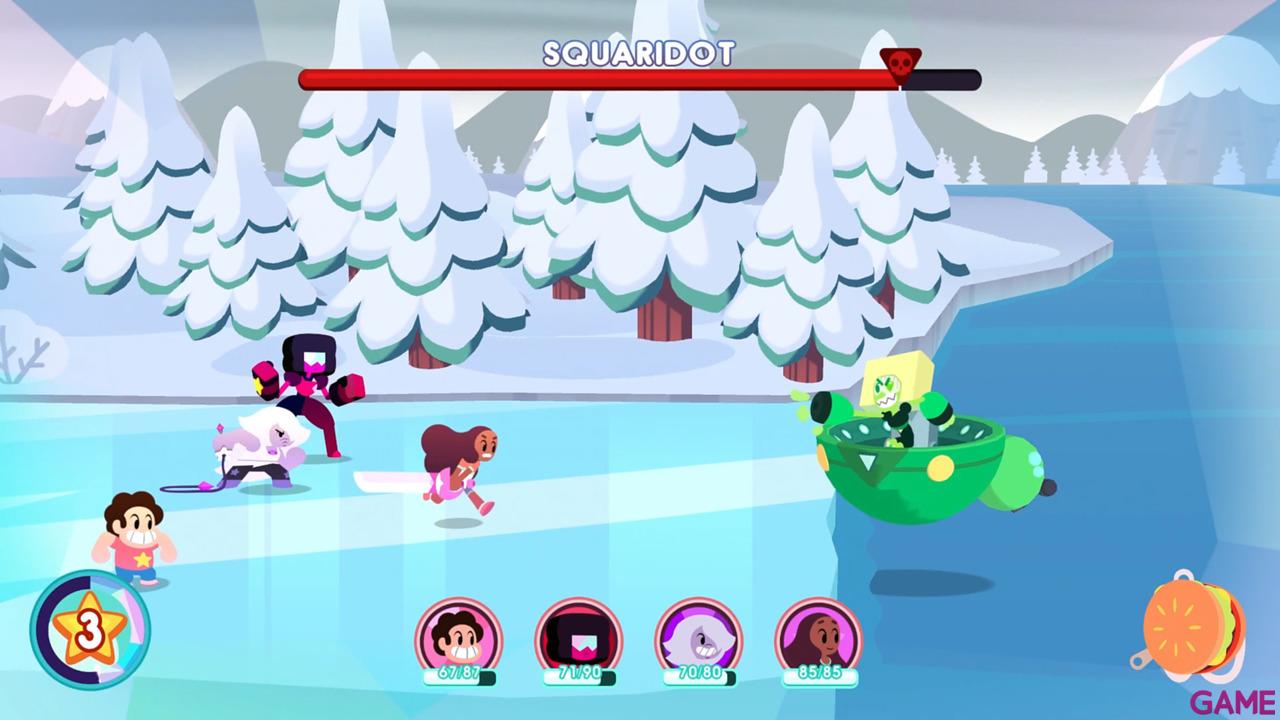 Steven Universe: Salva la Luz & ¡OK K.O! Quiero ser un héroe