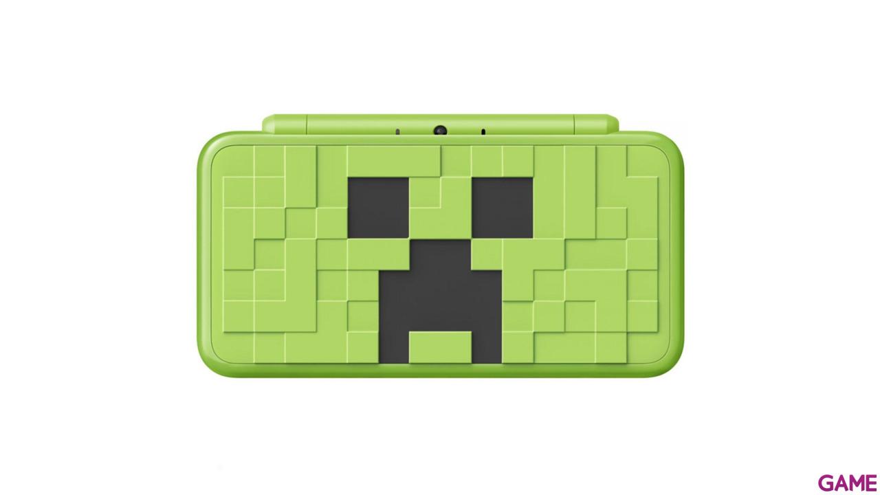 New Nintendo 2DS XL Minecraft Edition + Minecraft (Preinstalado)