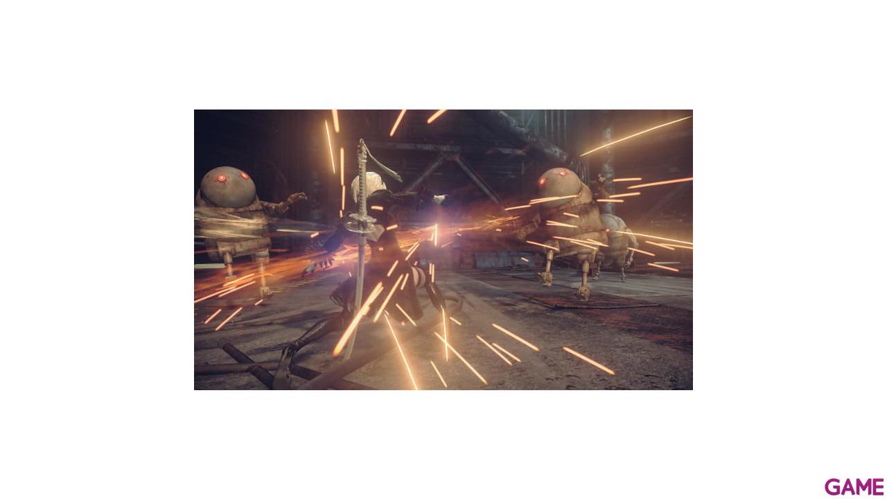 NieR Automata - Game of the YoRHa Edition