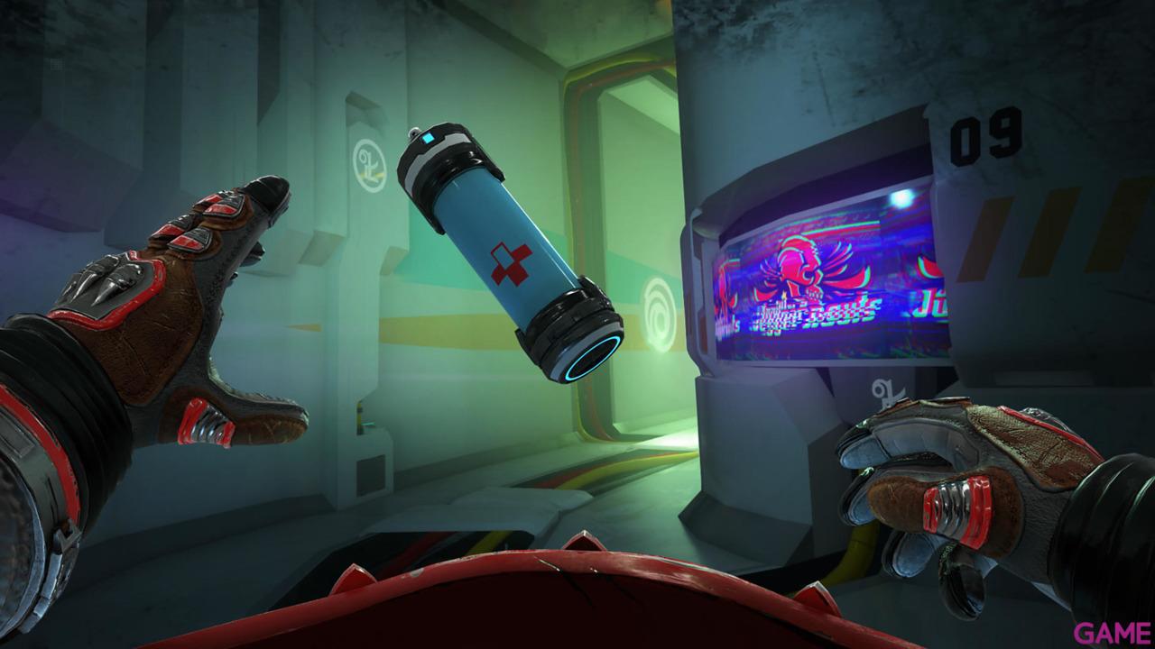 Space Junkies PS VR