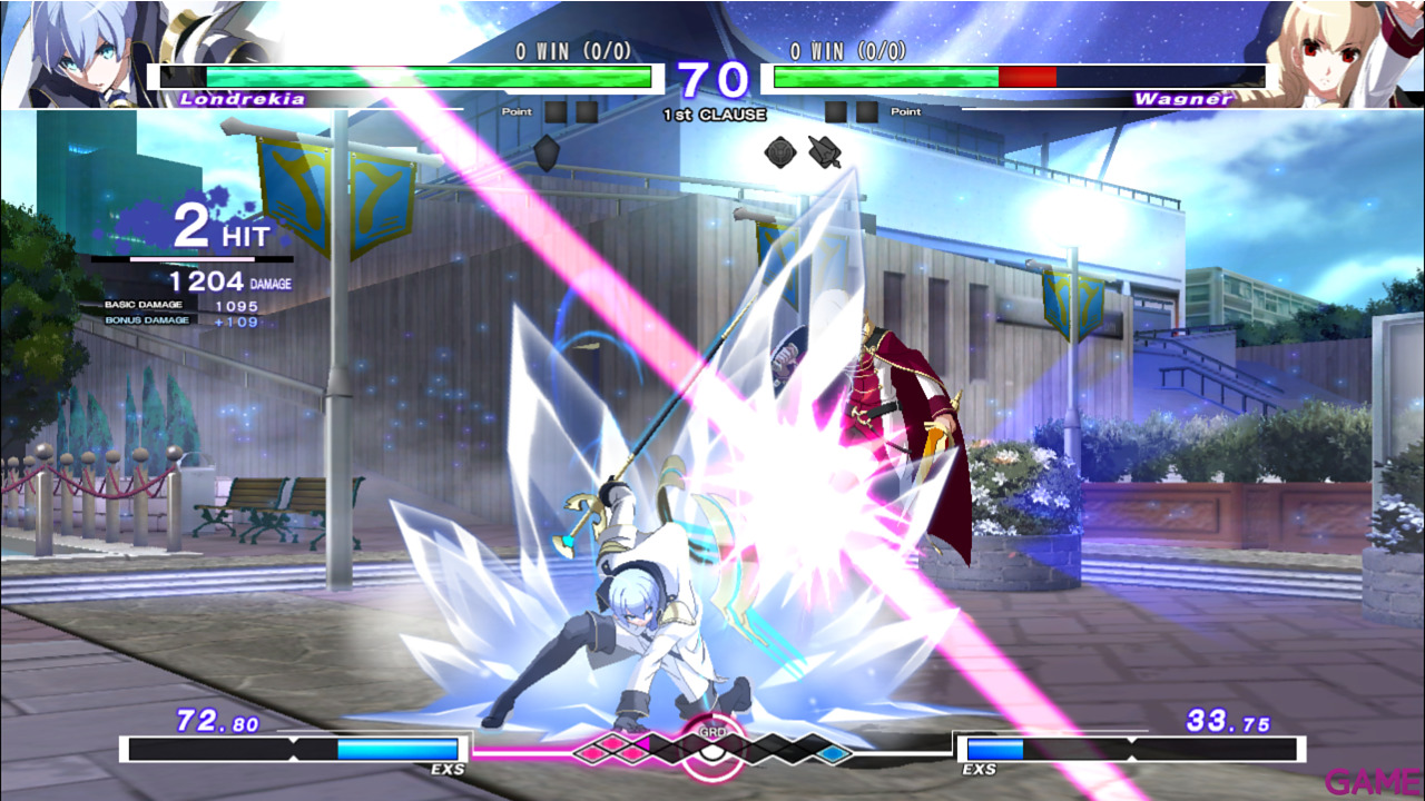 Under Night In-Birth Exe: Late (cl-r)