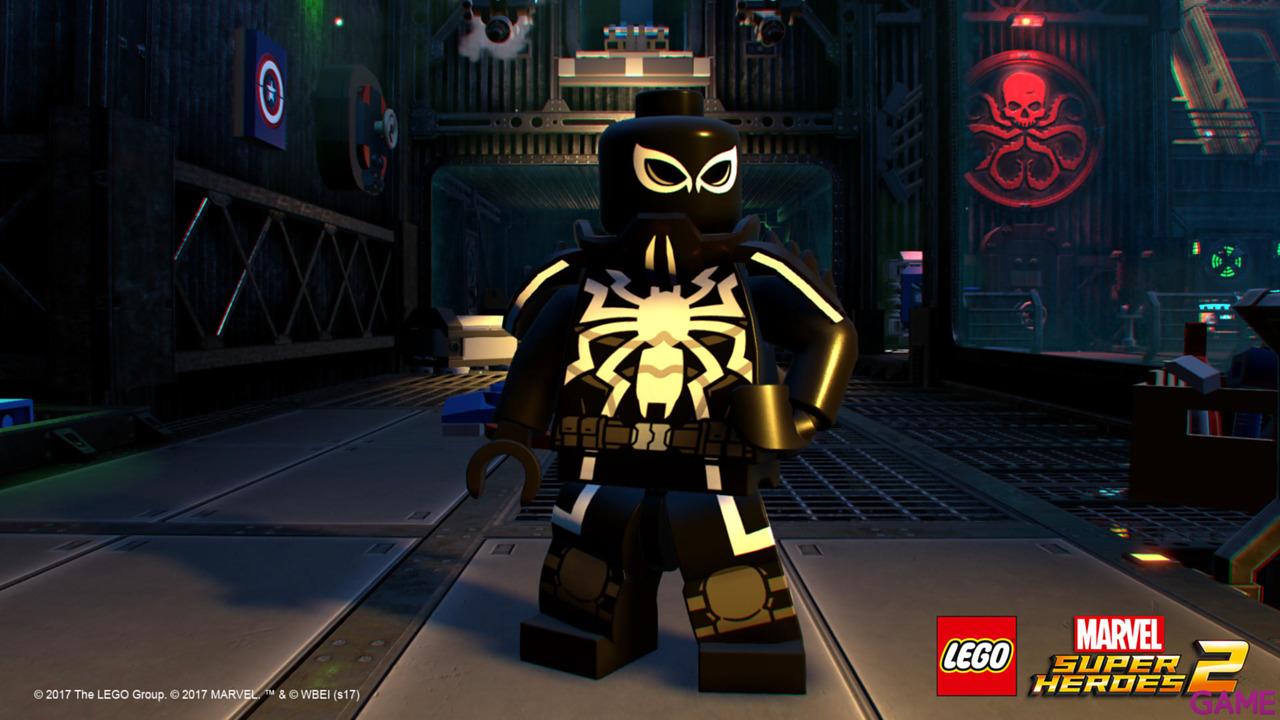 LEGO Marvel Colección