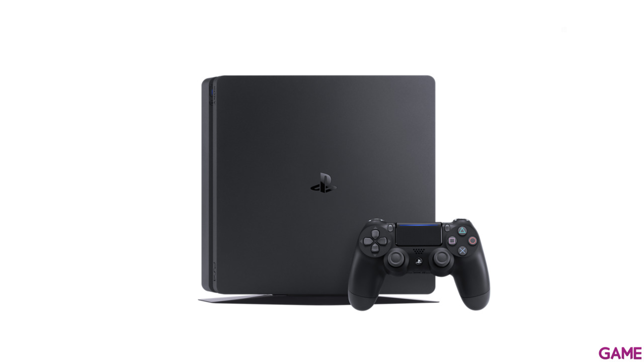 PlayStation 4 1Tb Chassis Negra