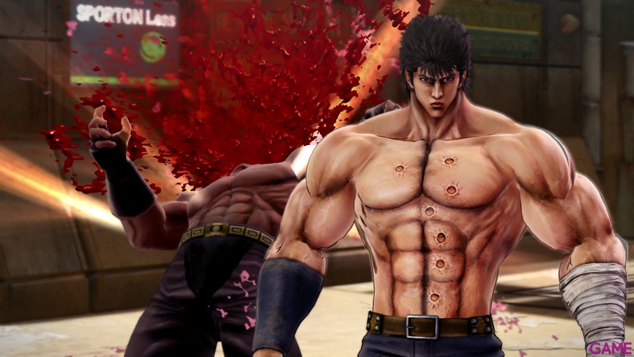 Fist of the North Star Lost Paradise - PS Hits