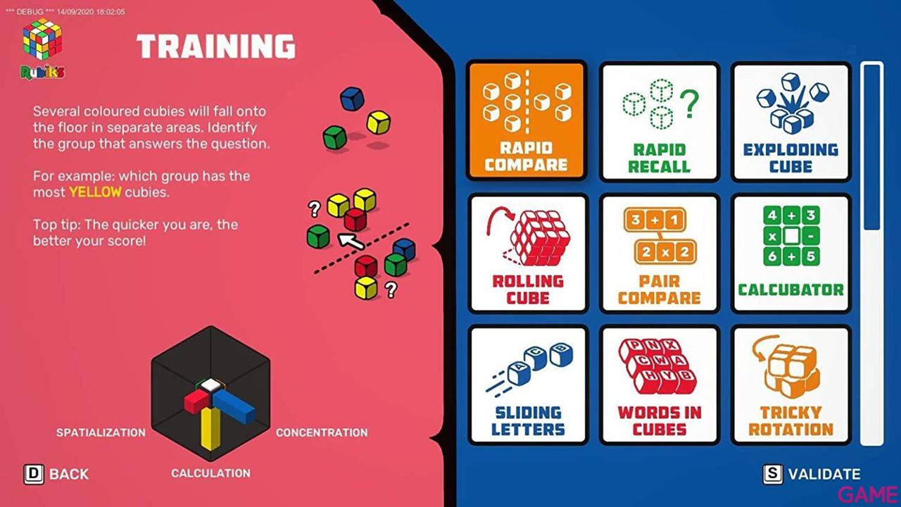 Professor Rubick's Brain Fitness