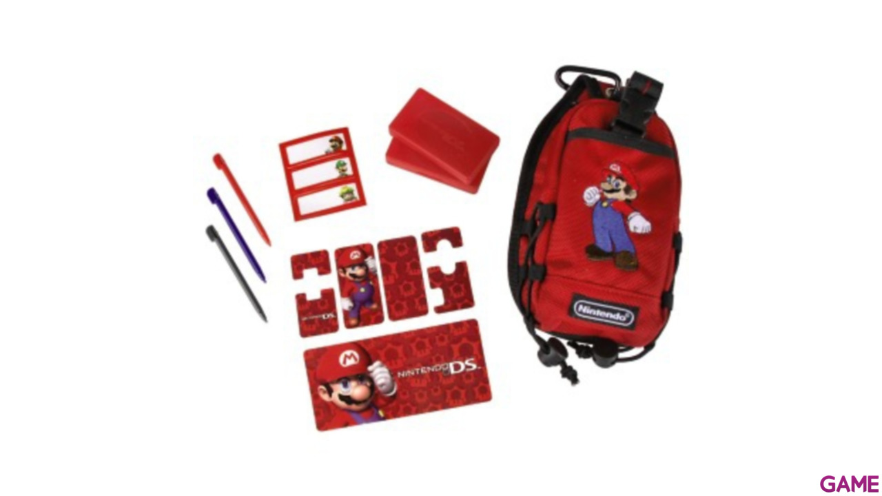 Mini Pack Mario Oficial