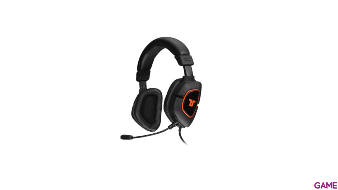 Auriculares Tritton AX180 Negros PS3-PS4-X360-PC