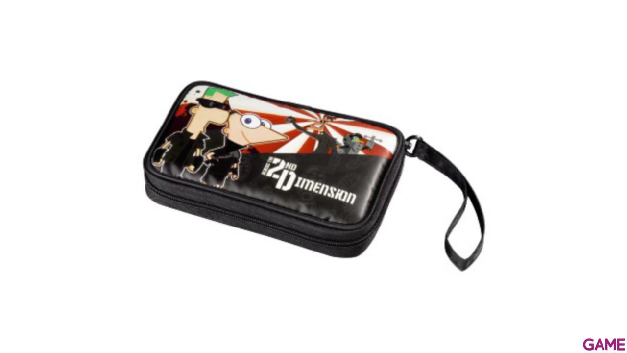 Bolsa DS Phineas & Ferb 2D