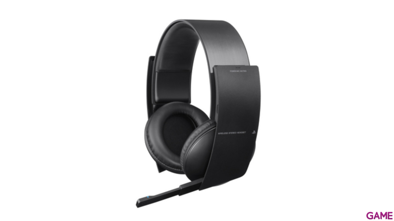 Wireless Stereo Headset Compatible PS4