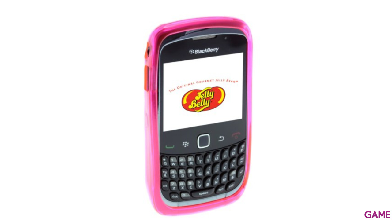 Carcasa Jelly Belly Blackberry Bubblegum rosa