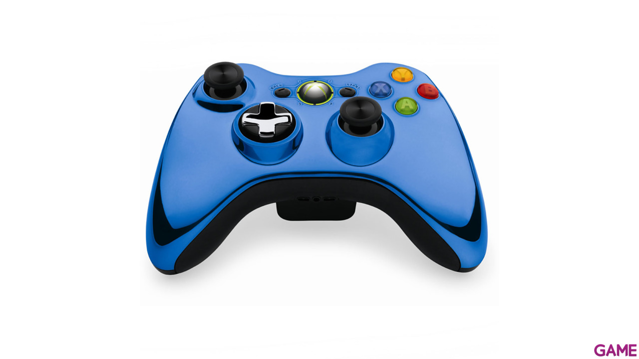 Controller Inalambrico Microsoft Chrome Azul