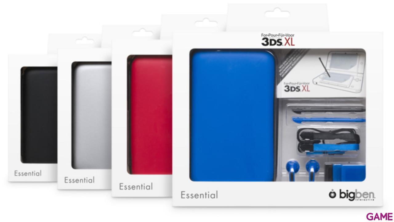 Essential Pack 3 para 3DSXL