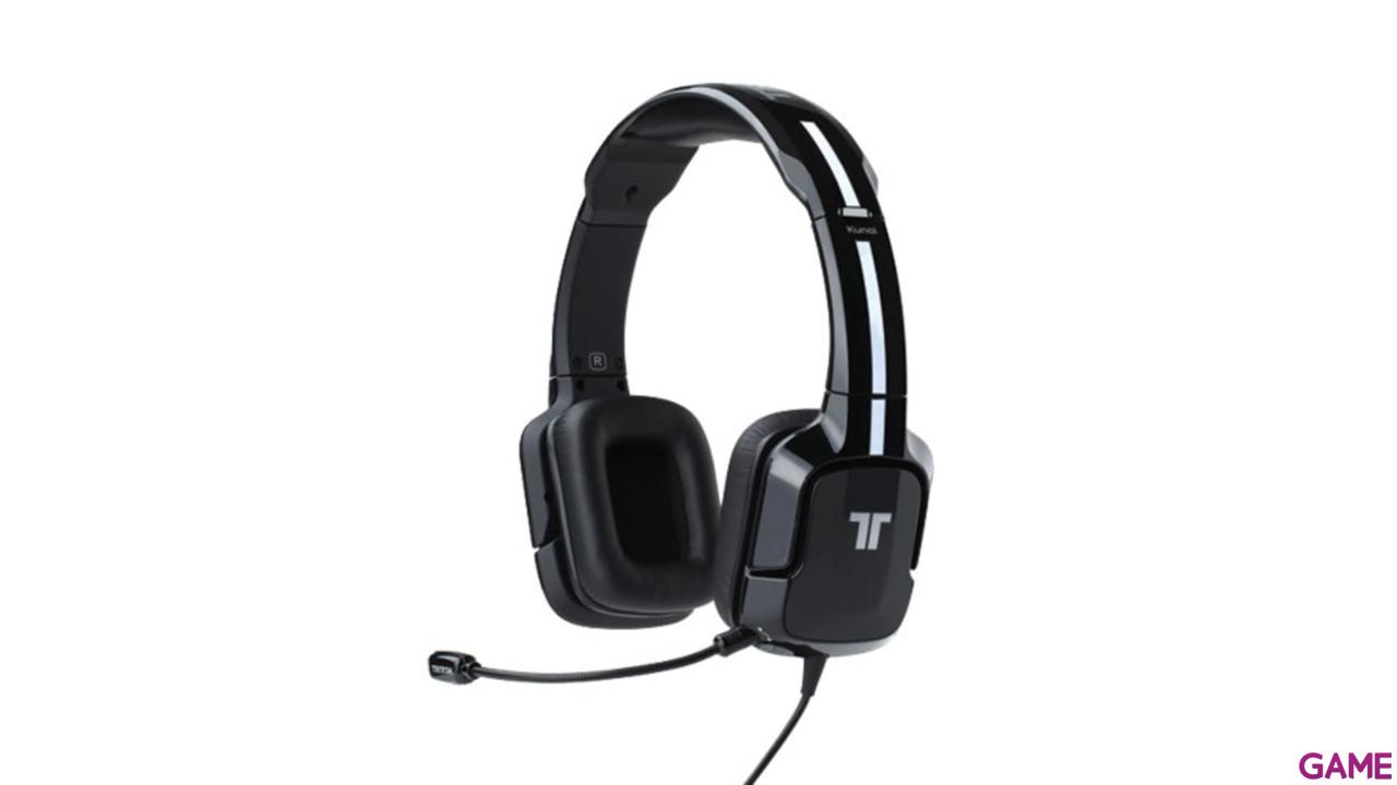 Auriculares Tritton Kunai Negros PS3-PS4
