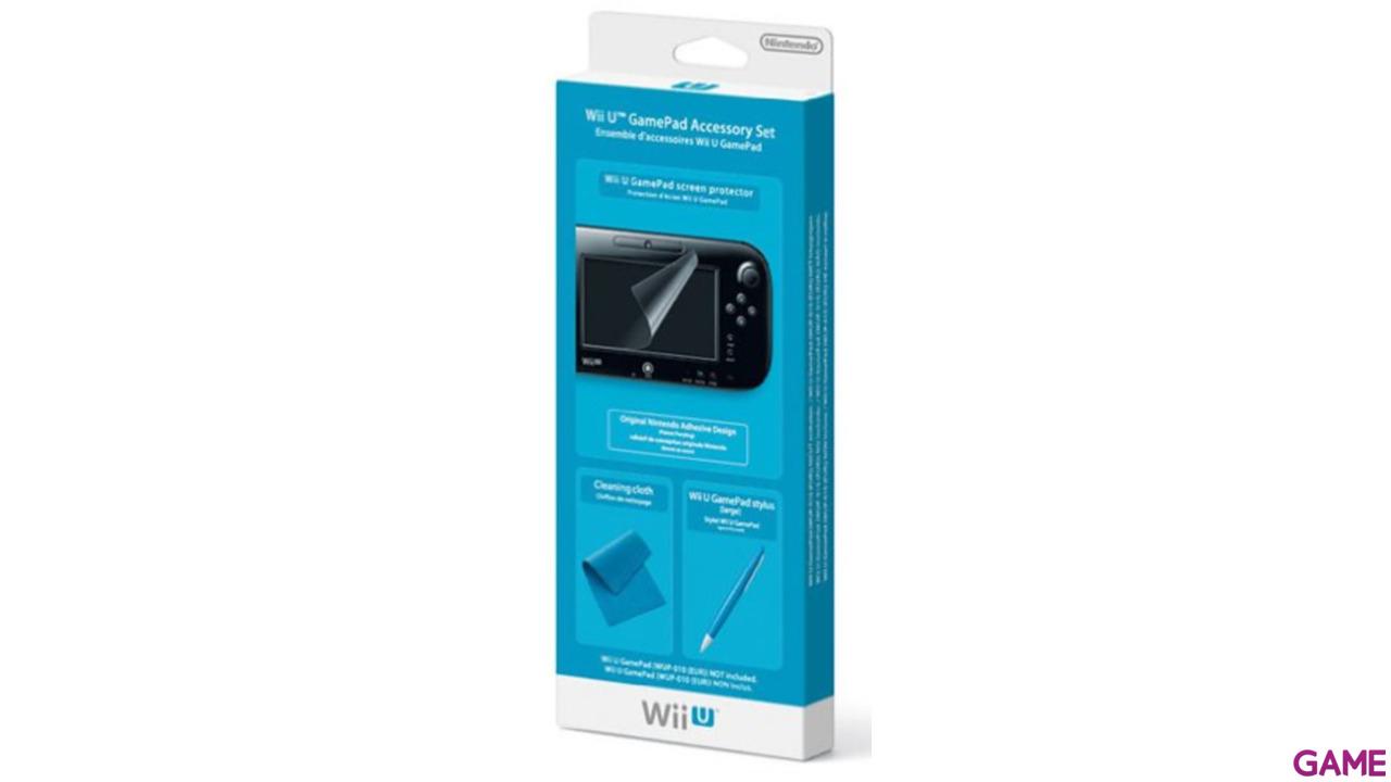 Set Accesorios Para Wii U GamePad