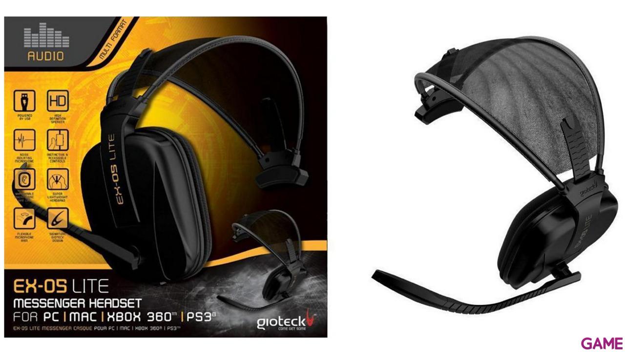 Auricular Gioteck EX-05 Lite