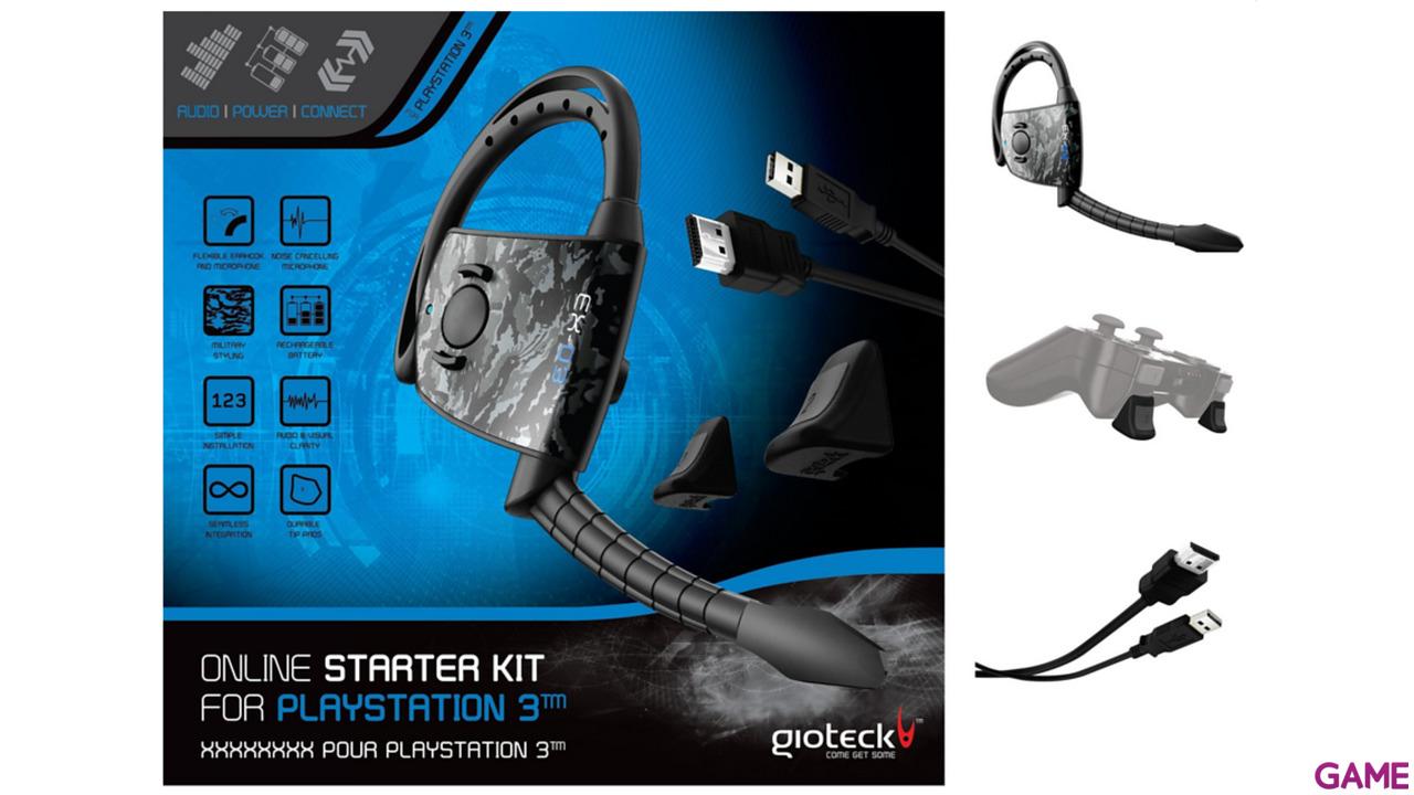 Pack Online Starter Kit Gioteck