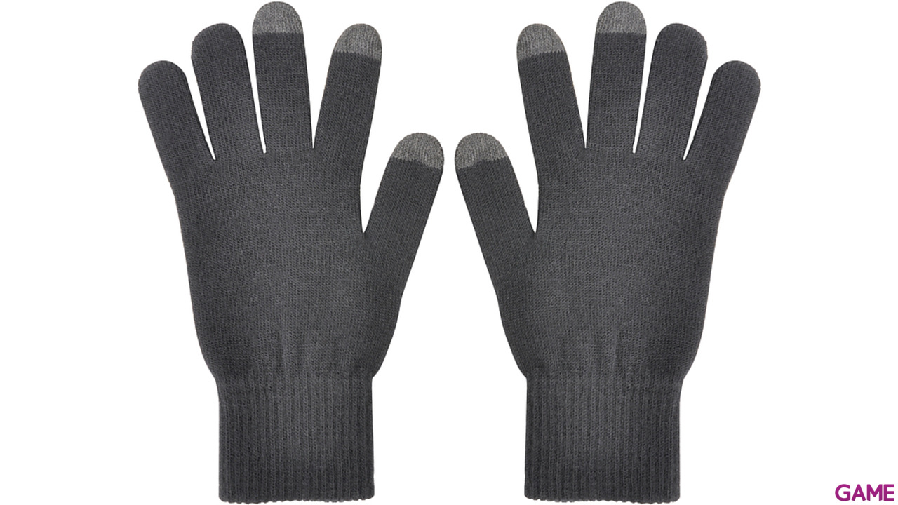 Guantes Calor TouchScreen Negros Speed Link