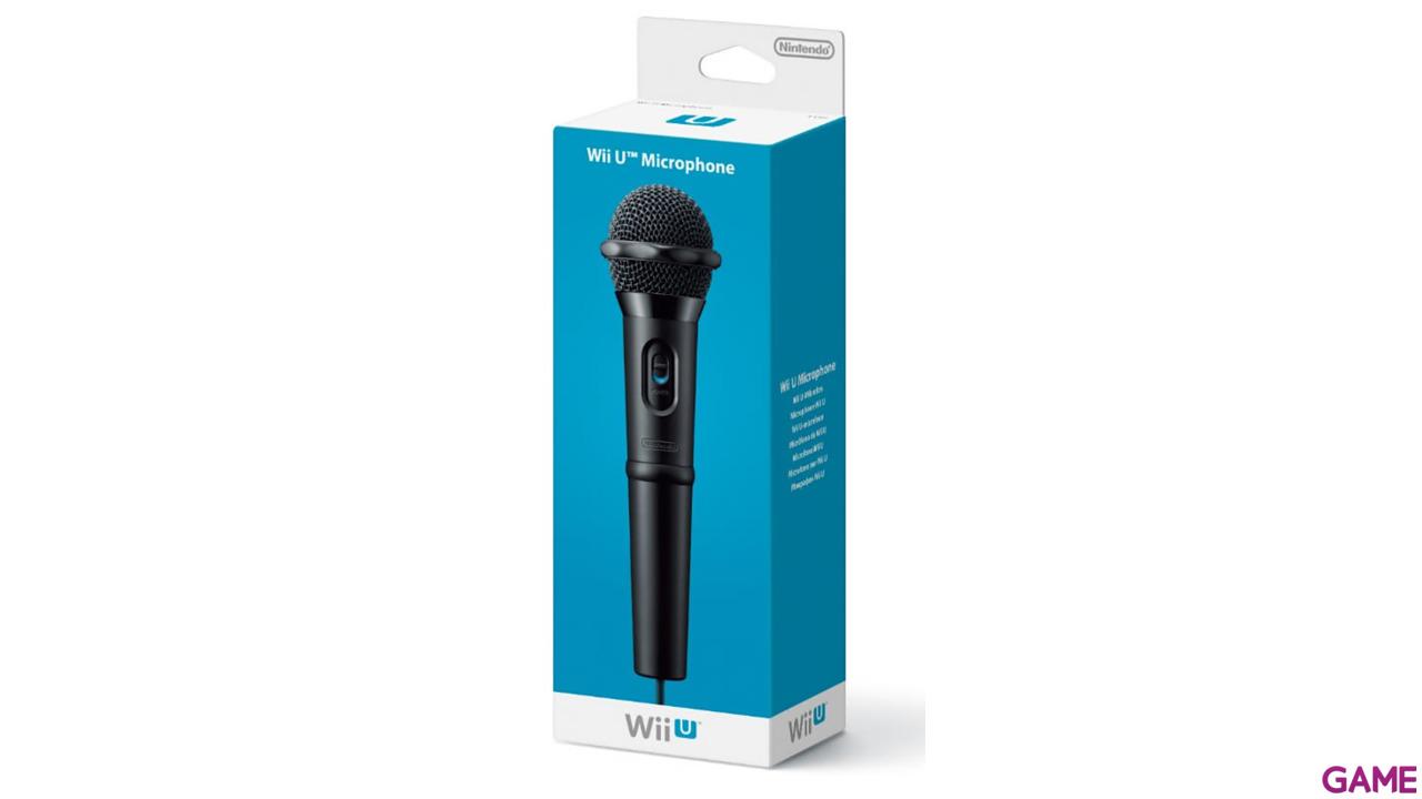 Microfono Nintendo