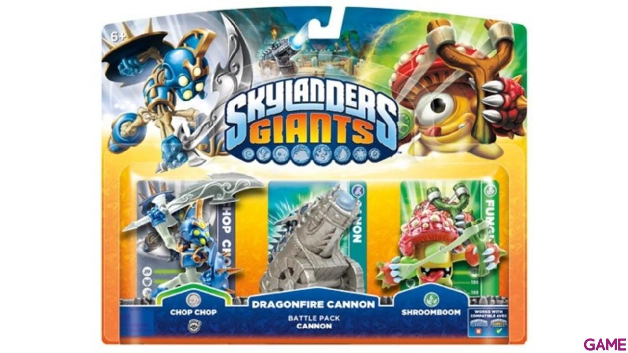 Battle Pack Skylanders Giants Pack 1