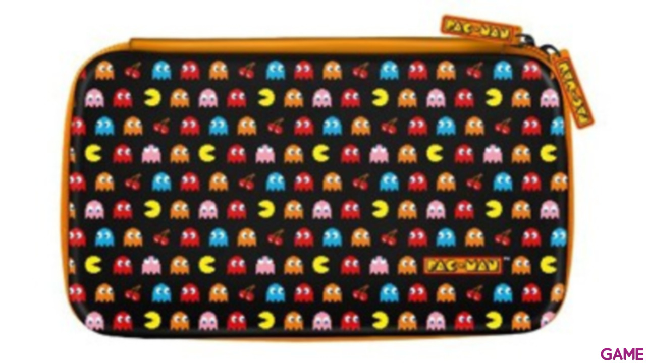 Bolsa de Viaje Pac-Man 3DSXL