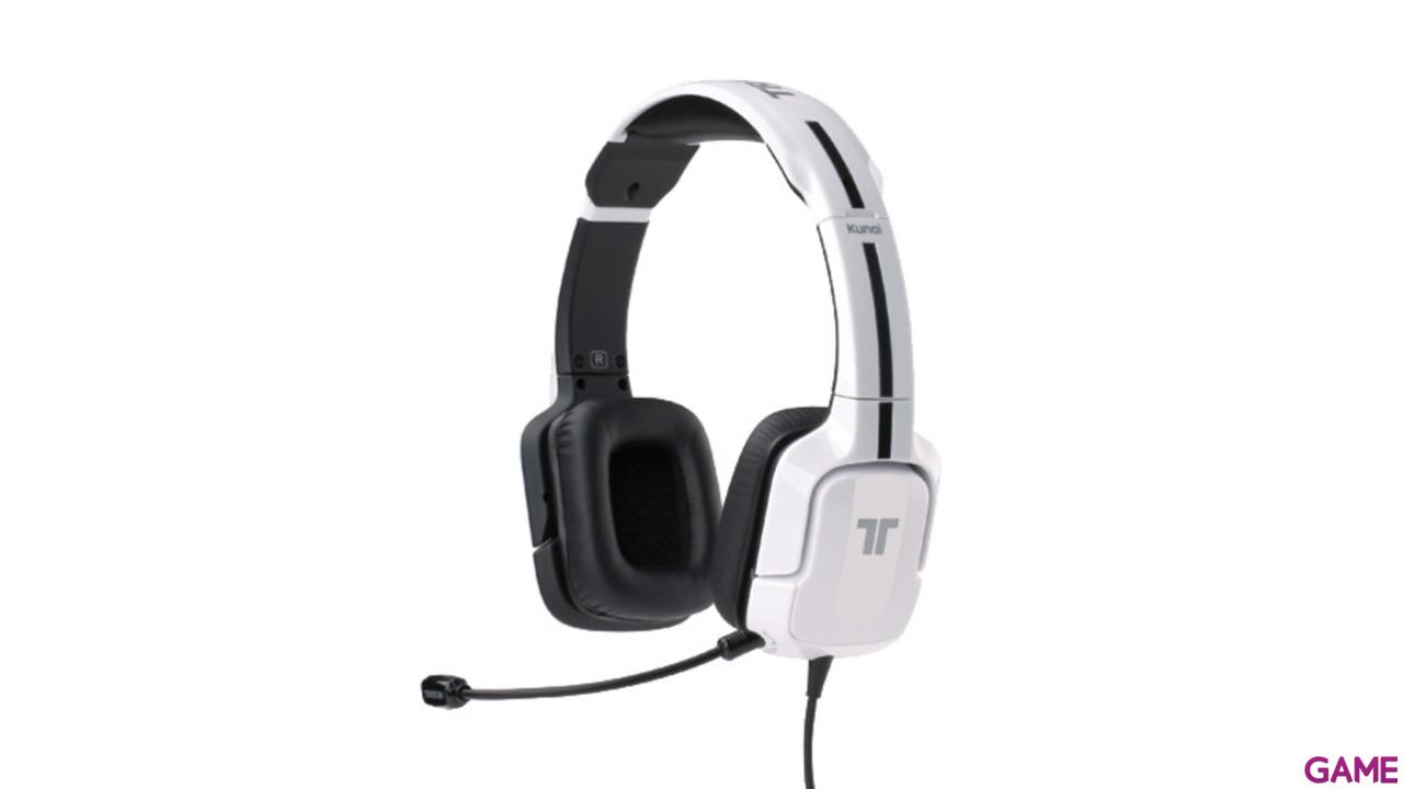Auriculares Tritton Kunai Blancos PS3-PS4