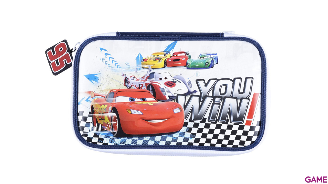 Bolsa 3DSXL Cars Speed Circuit