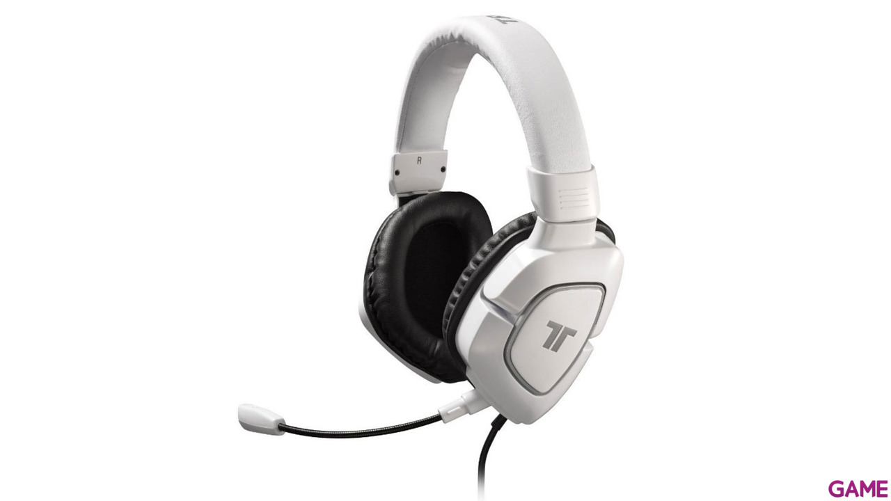 Auriculares Tritton AX180 Blancos PS3-PS4-X360-PC