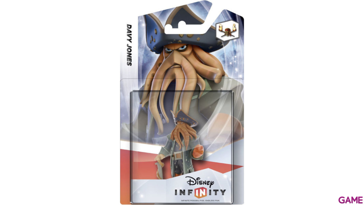 Disney Infinity Piratas del Caribe: Davy Jones