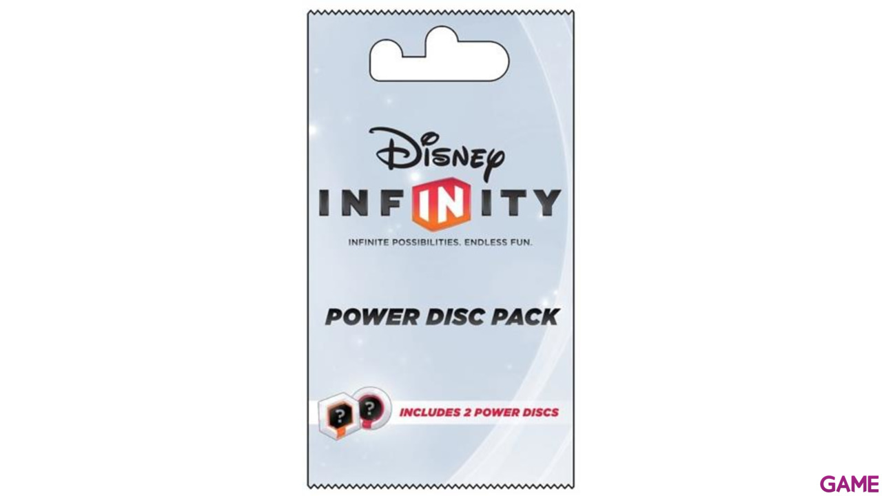 Disney Infinity Power Discs Pack (2 Discos)