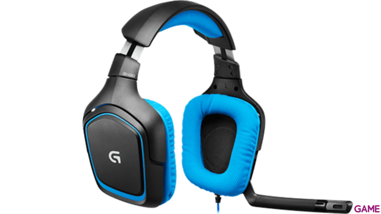 Logitech G430 - Auriculares Gaming