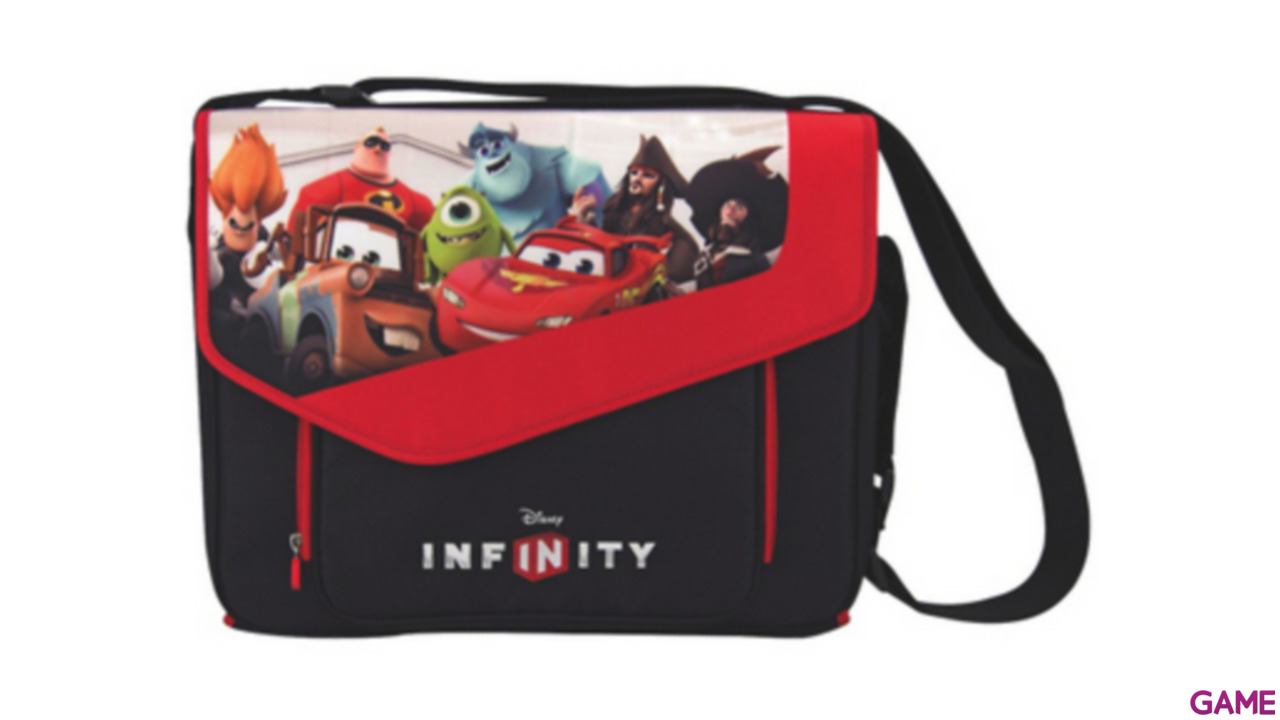 Bolsa Escenario Pack and Play para Disney Infinity
