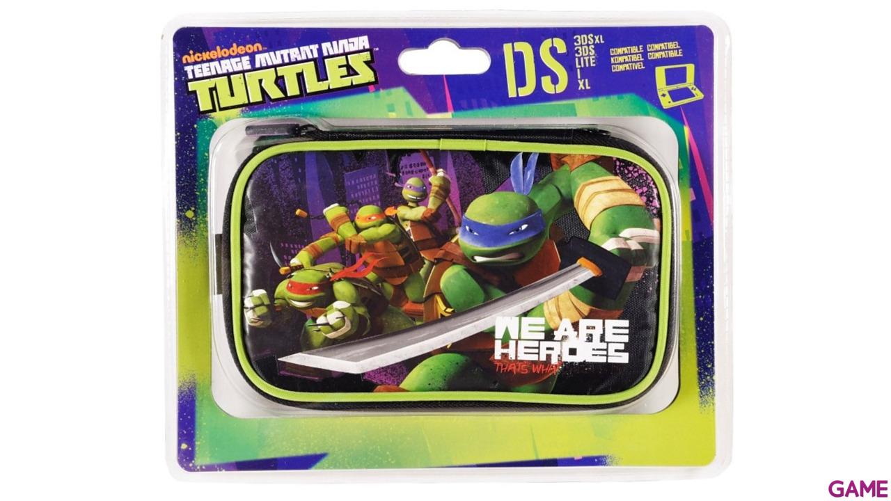 Bolsa de Transporte Tortugas Ninja 3DS-3DSXL
