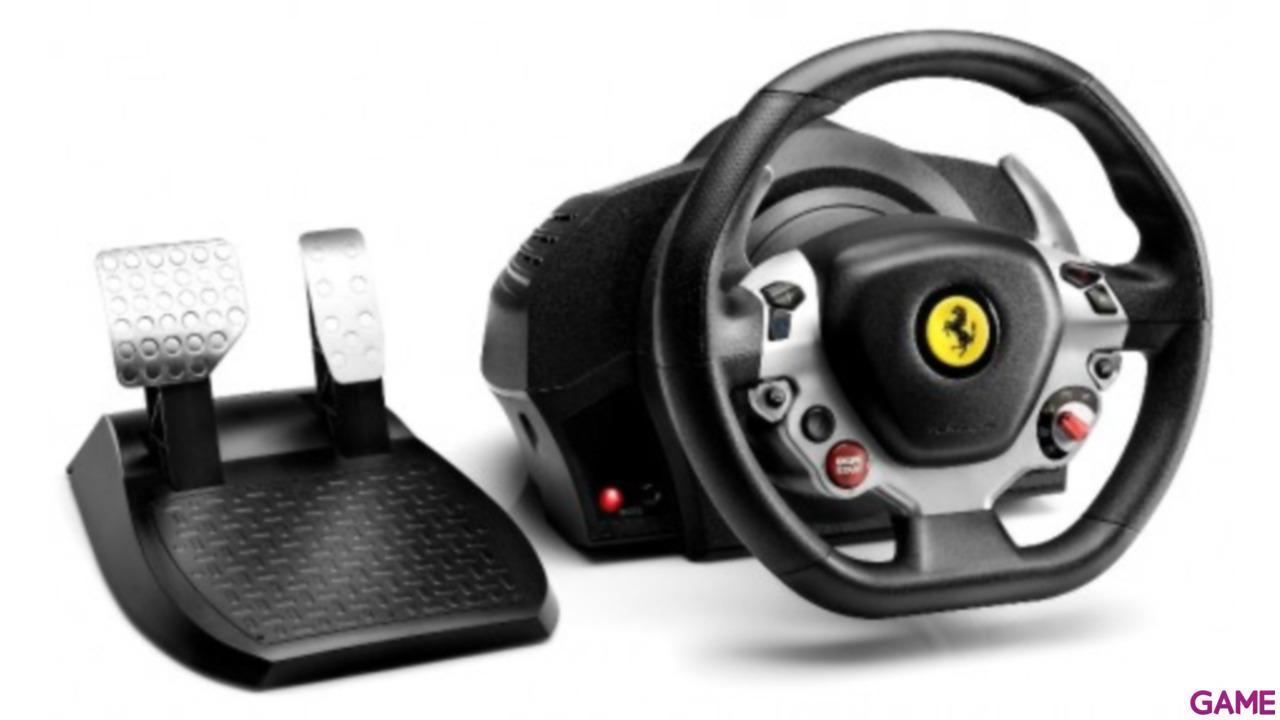 Volante Thrustmaster Ferrari 458 Italia Edition