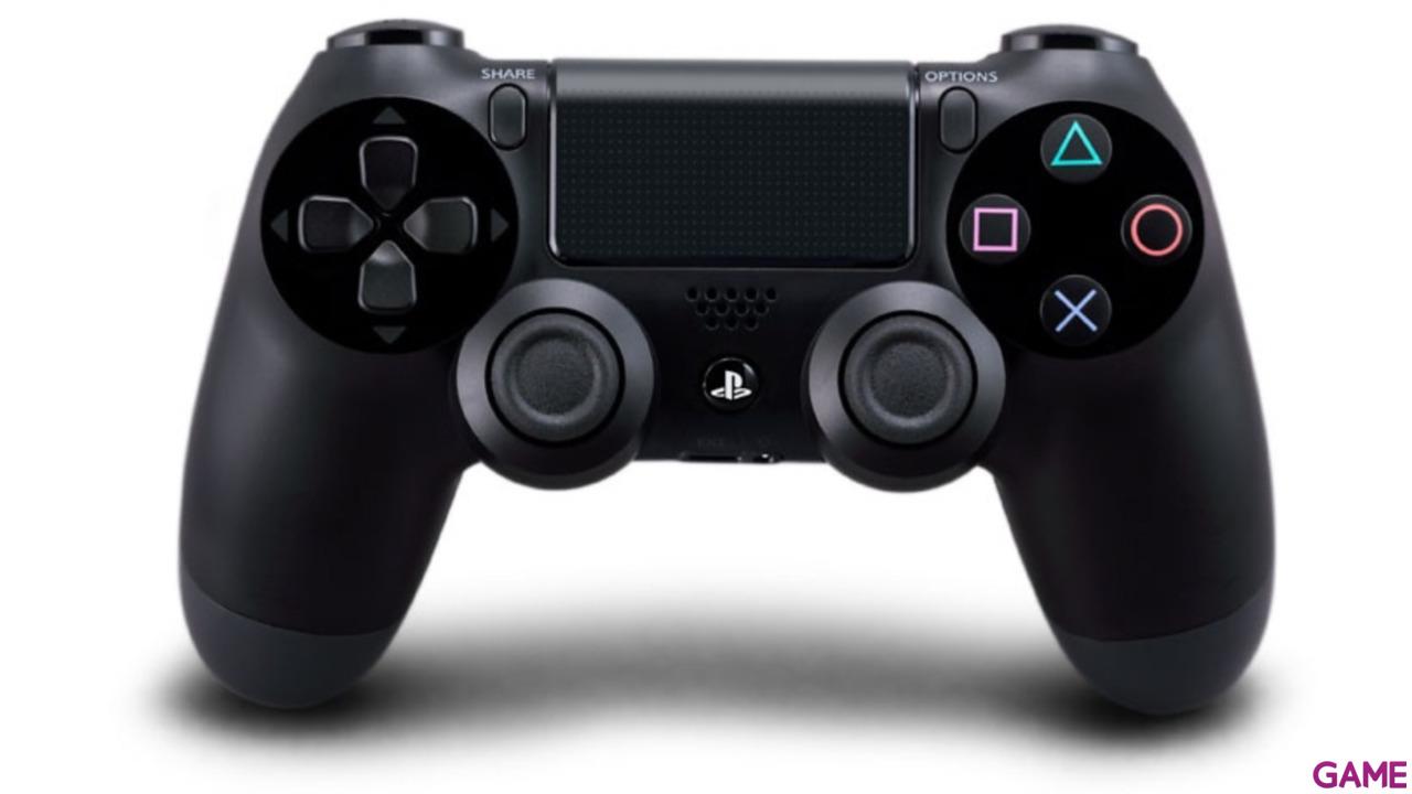 Controller Sony Dualshock 4 Black