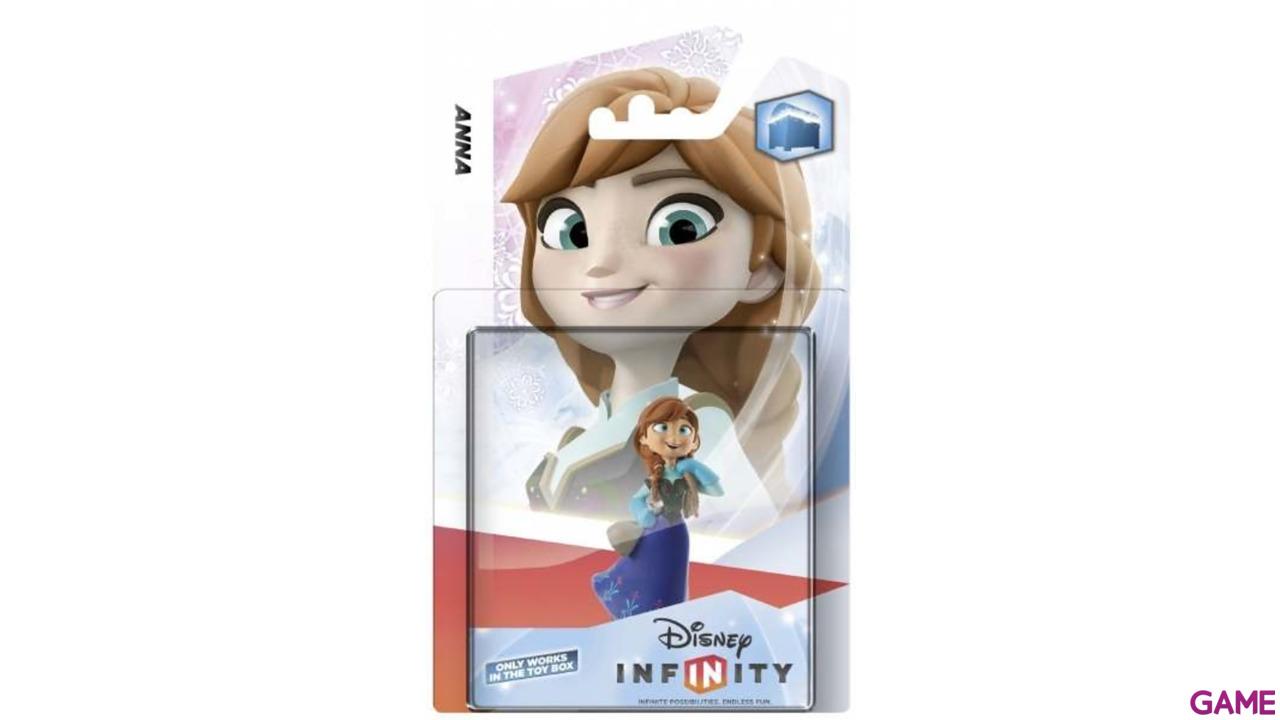 Disney Infinity Frozen: Anna