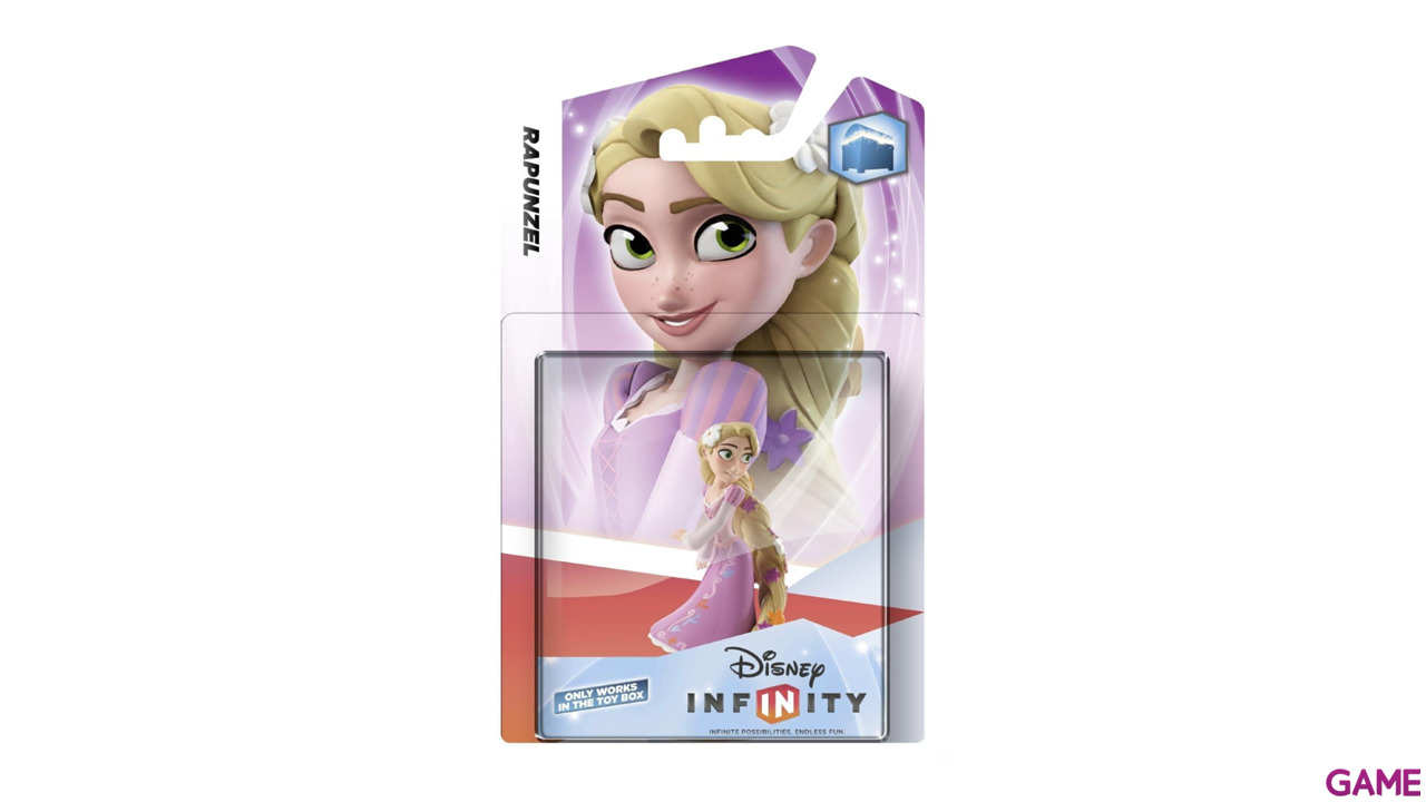 Disney Infinity Enredados: Rapunzel