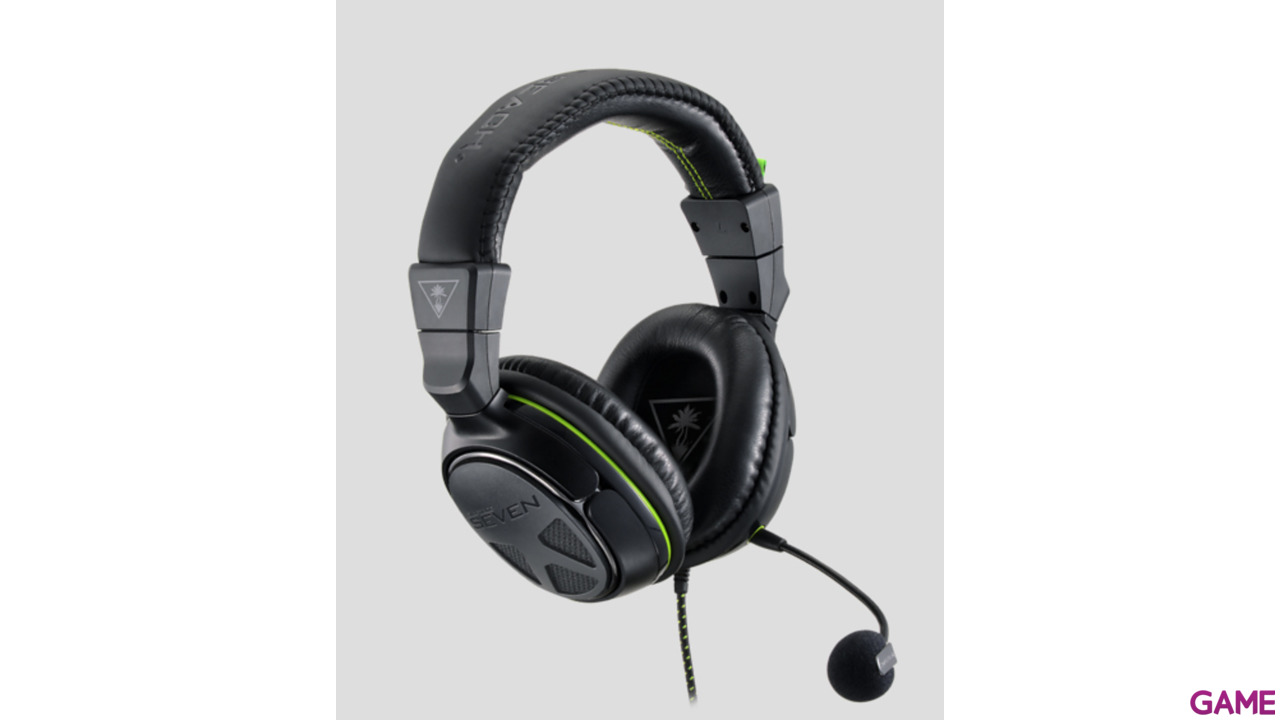 Auriculares Turtle Beach Ear Force XO7 - Auriculares Gaming