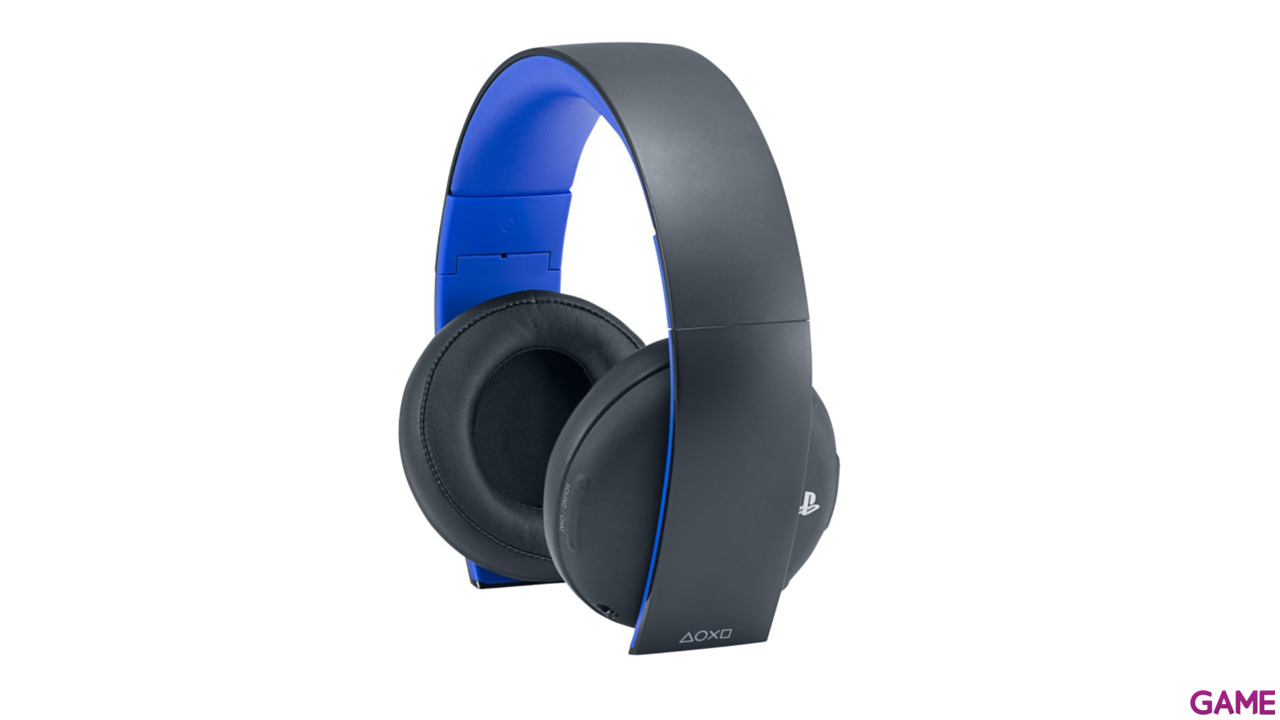 Auriculares Wireless Estereo SONY PS4-PS3-PSV - Auriculares Gaming