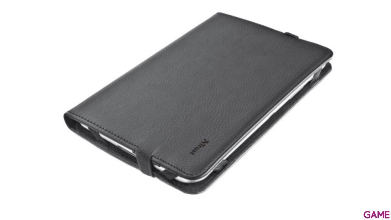 """Funda Negra Universal tablet 7"""" Trust"""