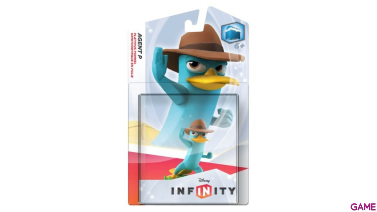 Disney Infinity Phineas: Agente P